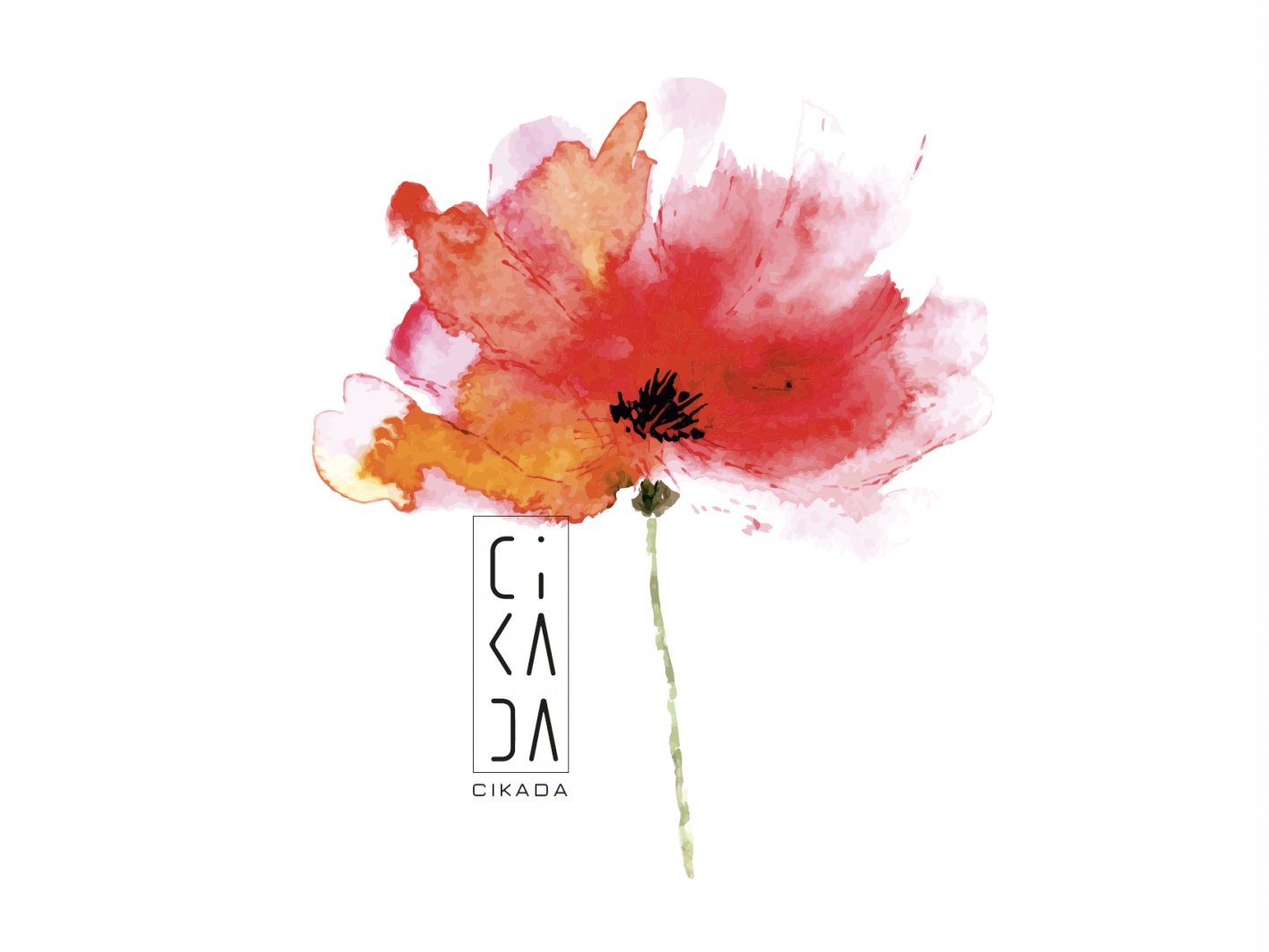 natif logo et logo-fleur