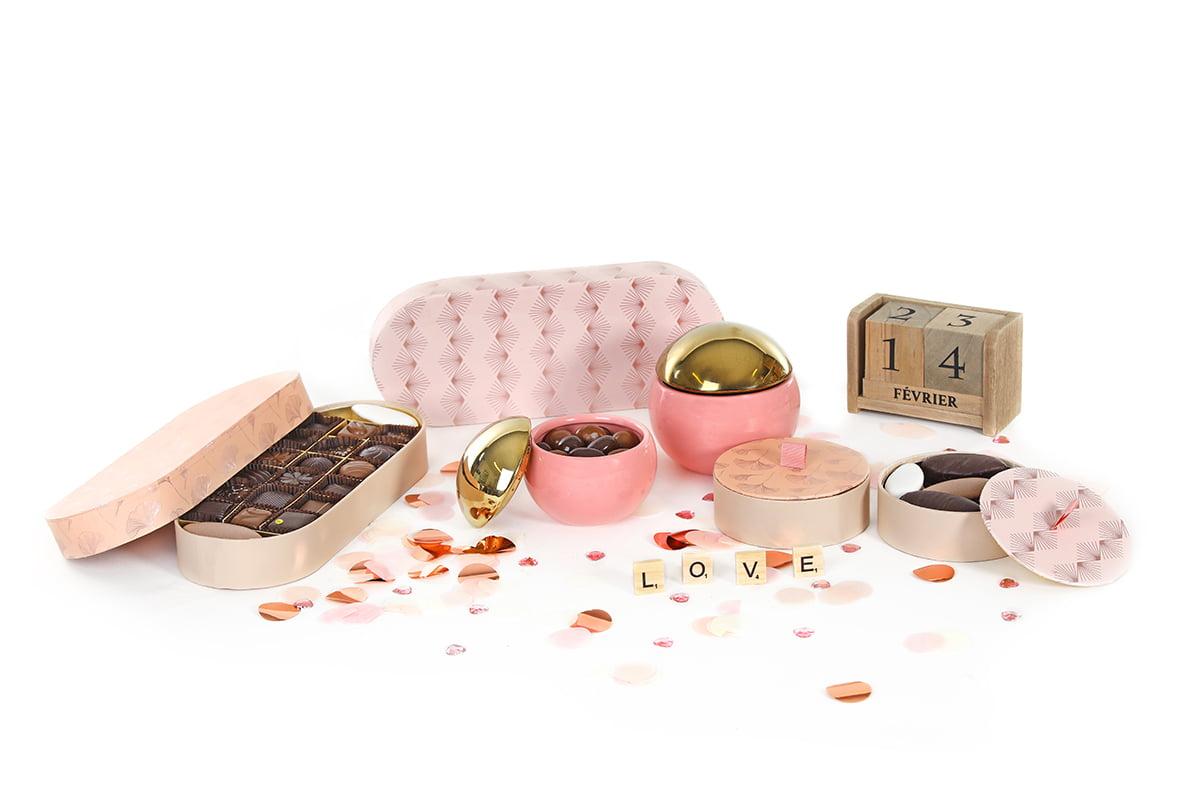 Ambiance St Valentin - Chocolaterie de Puyricard 2