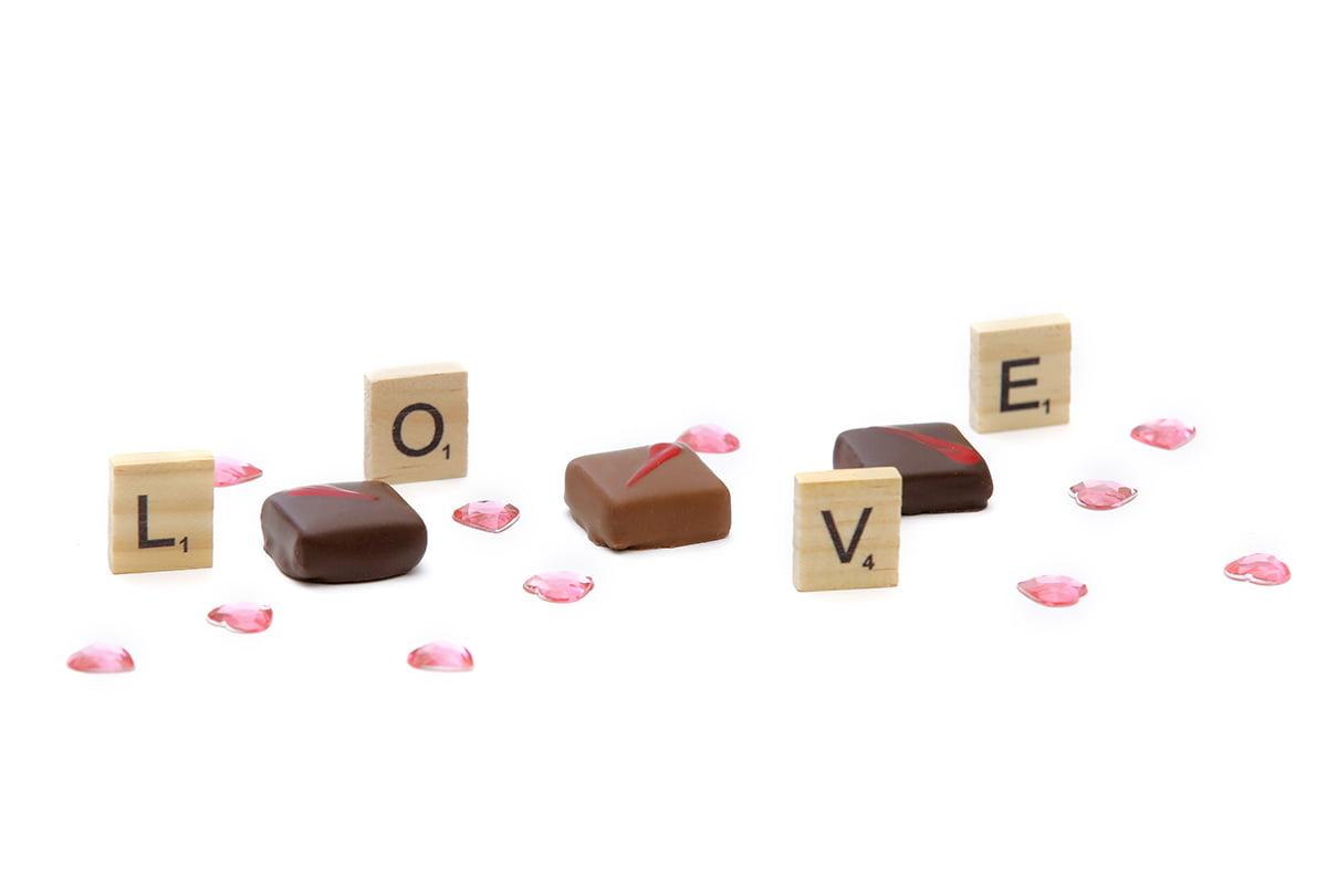 Chocolat Cupidon - Chocolaterie de Puyricard 2