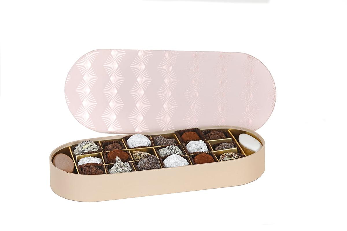 Coffret Passion (truffes) - Chocolaterie de Puyricard 2