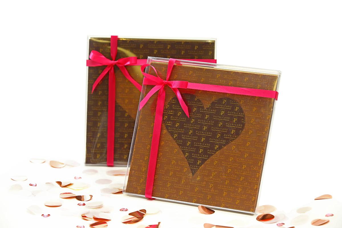 Ensemble Le Croquant d'Amour - Chocolaterie de Puyricard 2
